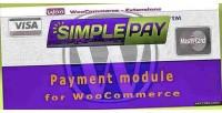 Payment simplepay4u woocommerce for gateway