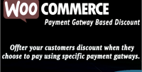 Payment woocommerce discounts based gateway