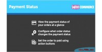 Payment woocommerce status