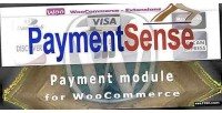 Payments paymentsense woocommerce for gateway