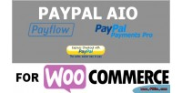Paypal all in one gateway payment woocommerce