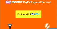 Paypal woocommerce express credit checkout paypal and