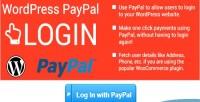 Paypal wordpress login plugin
