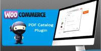 Pdf woocommerce catalog