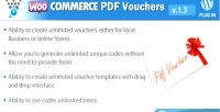 Pdf woocommerce plugin wordpress vouchers