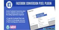 Pixel facebook for woocommerce