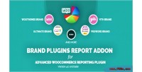 Plugins brand report reporting addon woocommerce for