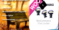 Post woocommerce locker