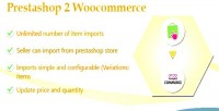 Prestashop to woocommerce migration plugin woocommerce tool