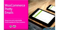Pretty woocommerce emails