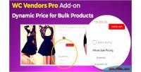 Price wholesale discount plugin for addon pro vendor wc