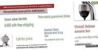 Price woocommerce labeller