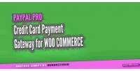 Paypal pro credit card woocommerce for gateway