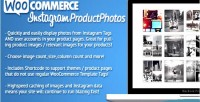Product instagram woocommerce for photos