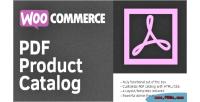 Product pdf woocommerce for catalog