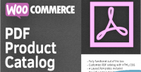 Product pdf woocommerce for catalog