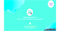Product visual image upload configurator