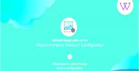 Product visual image upload configurator