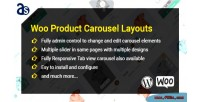 Product woo carousel layout