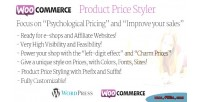 Product woo price styler