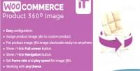 Product woocommerce 360 image