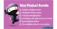 Product woocommerce bundle