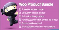 Product woocommerce bundle