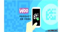 Product woocommerce qr code