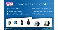 Product woocommerce slider
