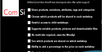 Product woocommerce synchronization webshops unlimited between