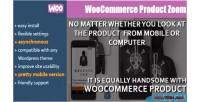 Product woocommerce zoom