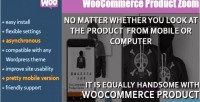 Product woocommerce zoom
