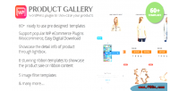 Product wp gallery responsive showcase products wordpress for listing
