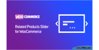Products related woocommerce for slider