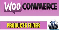 Products woocommerce filter light