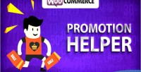 Promotion woocommerce helper