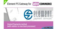 Ps element woocommerce gateway