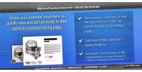 Quickview woocommerce