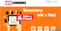 Refer woocommerce a friend