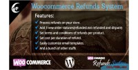 Refunds woocommerce system