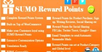 Reward sumo points system reward woocommerce