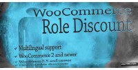 Role woocommerce discount