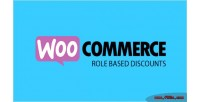 Role woocommerce discounts