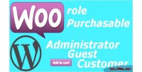 Role woocommerce purchasable