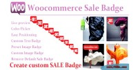 Sale woocommerce badge