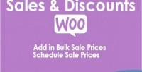 Sales woocommerce discounts