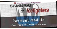 Samurai feefighters payment gateway