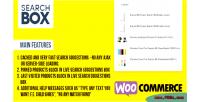 Search woo box