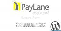 Secure paylane form woocommerce for gateway