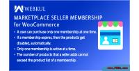 Seller marketplace membership woocommerce for plugin